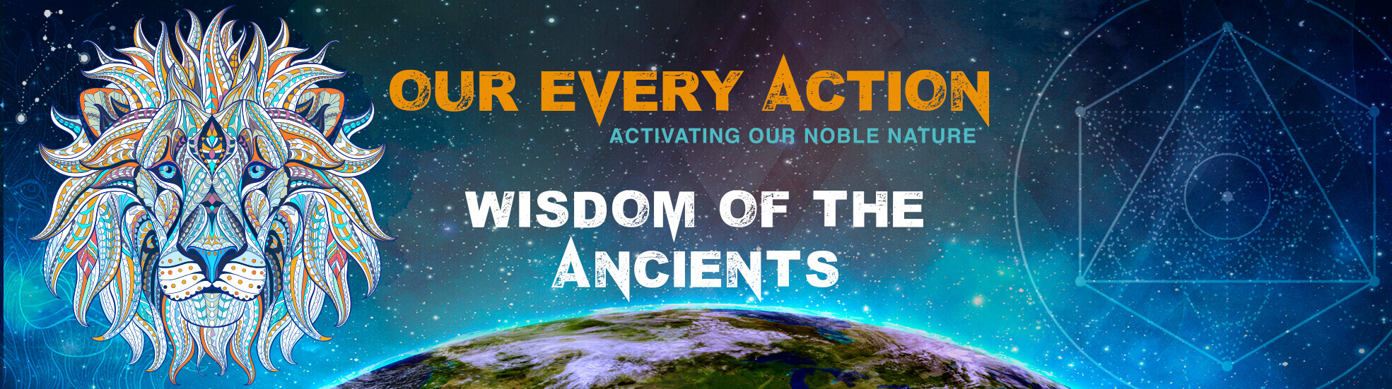 Wisdom of the Ancients Banner